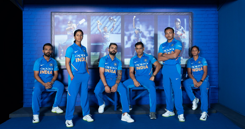 India Cricket Team Jersey