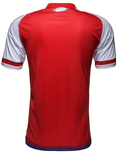 Paraguay-Copa-america-2019-Camiseta-Back