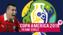 Team-Chile-Squad For Copa America 2019