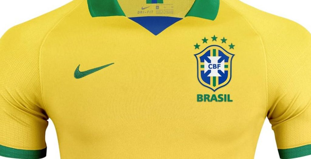 Brazil Jersey Copa America 2019