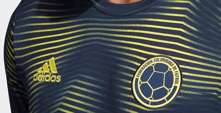 colombia-2019-copa-america-pre-match-shirt