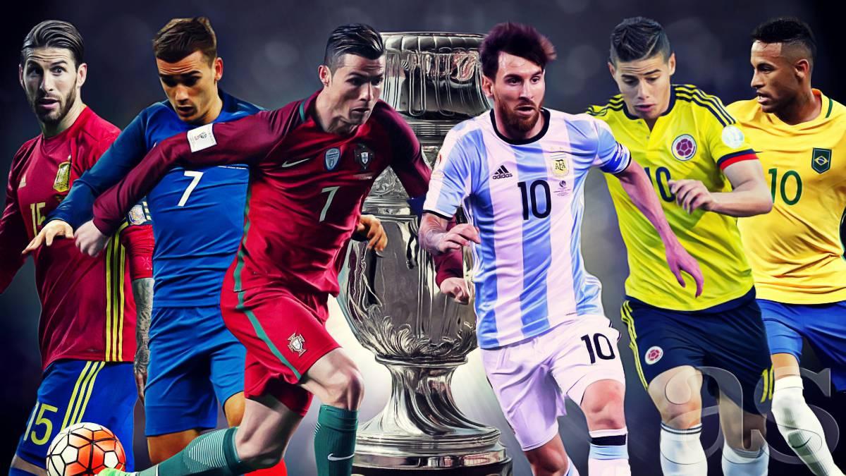 copa america 2019 brasil Qualifiers Results