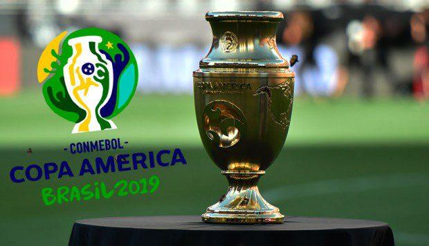 copa america trophy