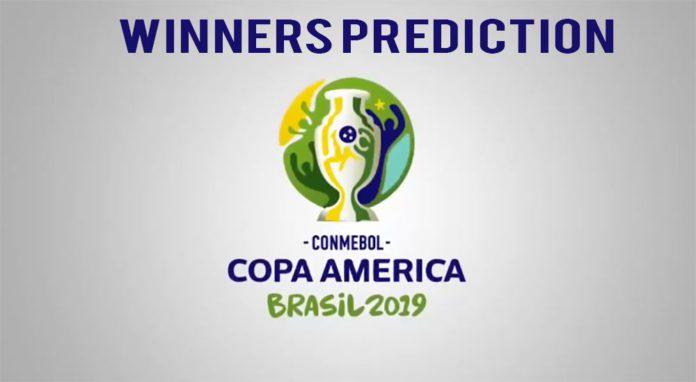 Copa America winners