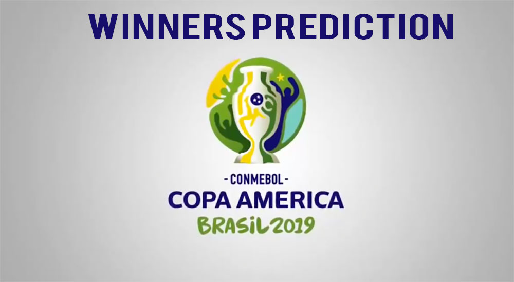 Copa America 2019 winner Prediction