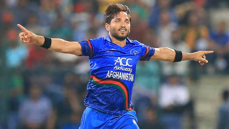 Afghanistan Cricket Team Captain