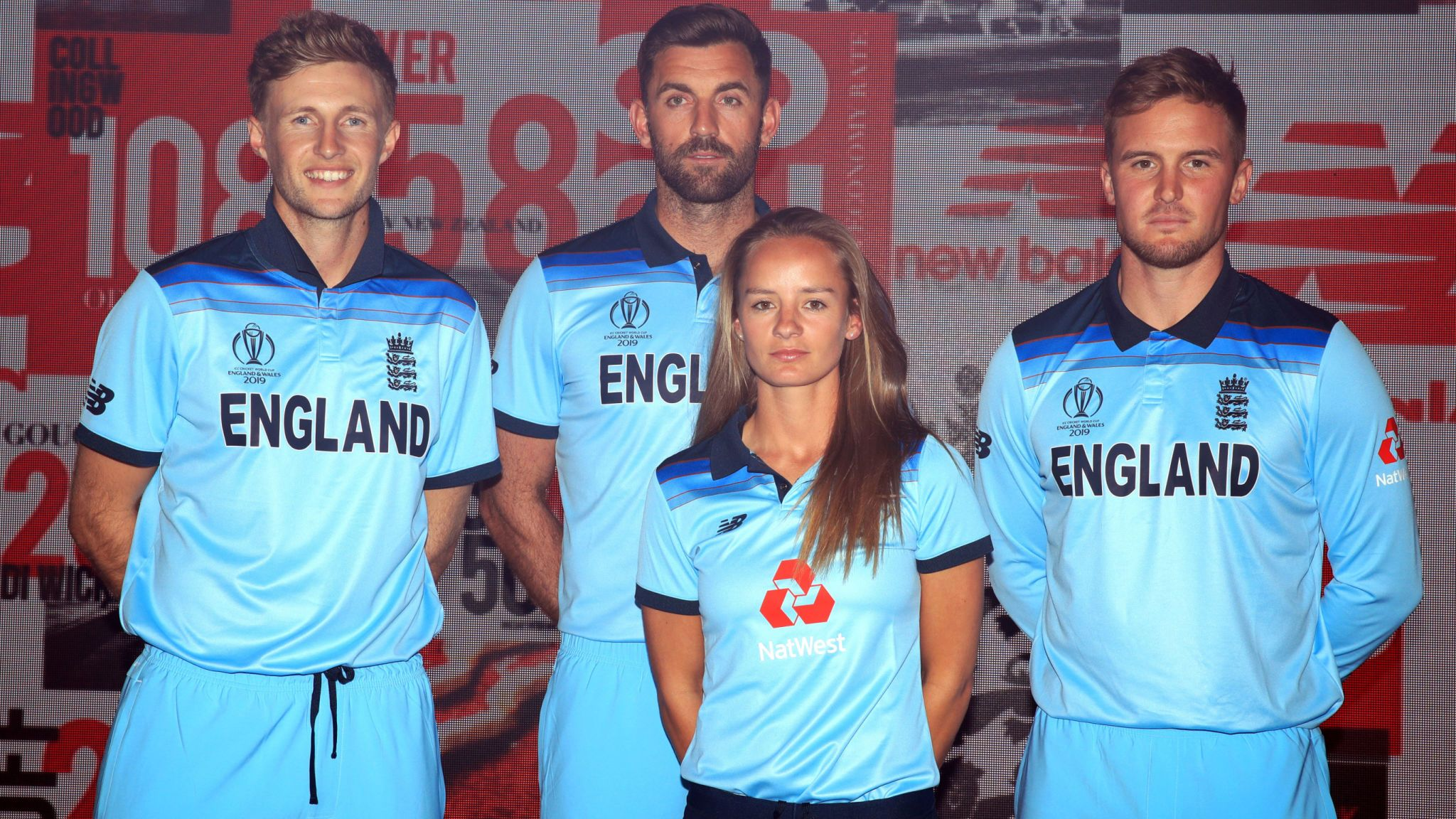 England Cricket Team Jersey
