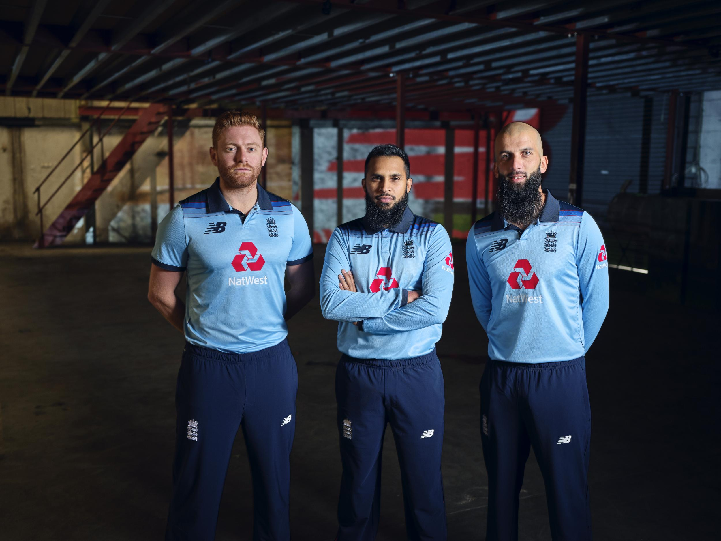 England Cricket Team New Jersey