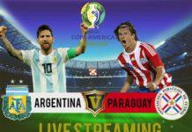 Argentina-V-paraguay Live Streaming