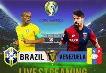 brazil-V-Venezuela Live Streaming