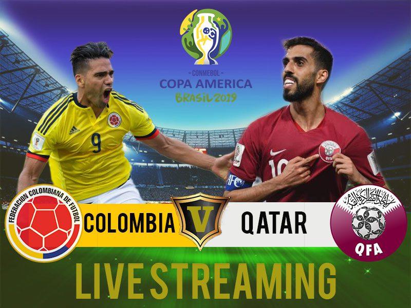 colombia-V-qatar Live Streaming