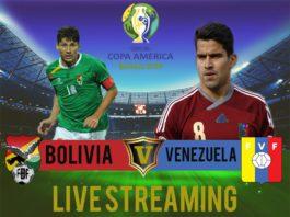 BOLIVIA-V-VENEZUELA live Streaming Online