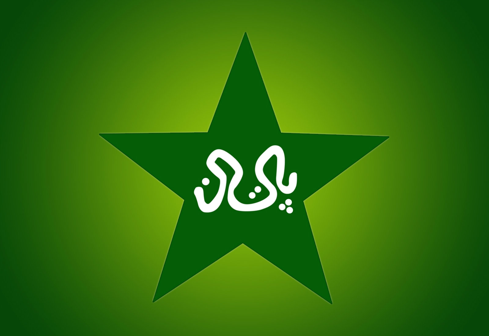 Pakistan Cricket Team Logo
