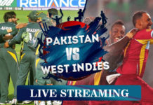Pakistan-vs-West-Indies Live Streaming