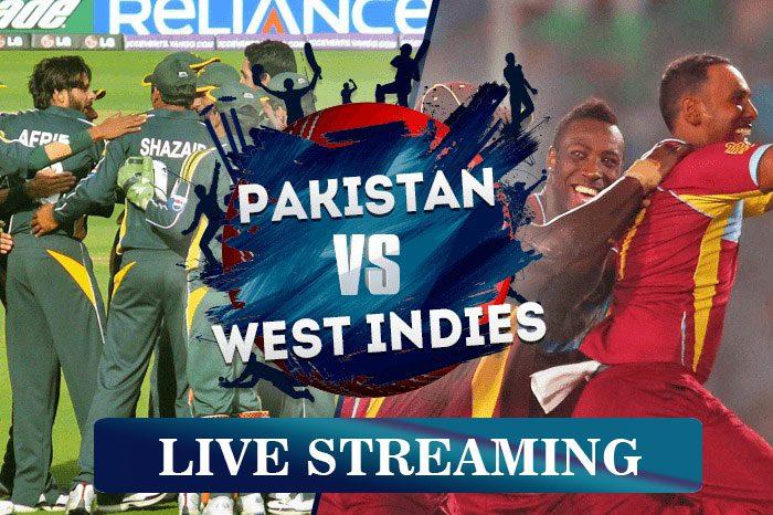 Pakistan-vs-West-Indies Live Streaming