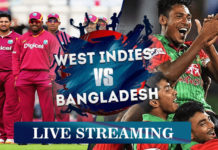 West-Indies-vs-Bangladesh Live Streaming