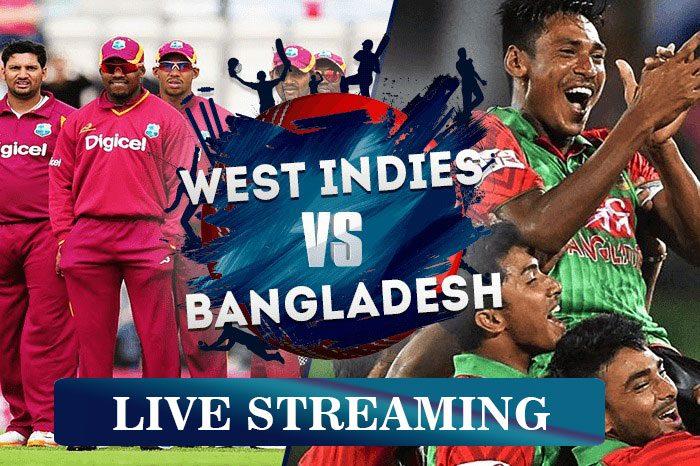 West-Indies-vs-Bangladesh Live Streaming