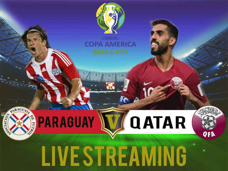 PARAGUAY-v-QATAR Live Streaming