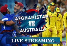 Afghanistan-vs-Australia Live Streaming