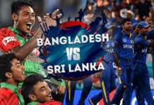 BANGLADESH-vs-SRI-LANKA - Cricket World Cup 2019