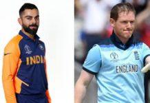 Eng vs Ind