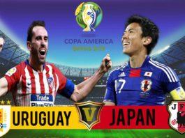 Uruguay vs Japan - Copa America 2019