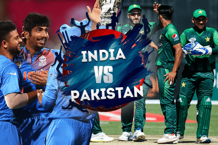 India-Vs-Pakistan - Cricket World Cup 2019