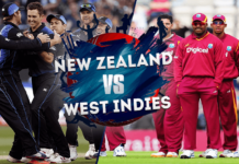 West Indies vs New Zealand - Cricket World Cup 2019