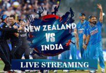 New Zealand-vs-India