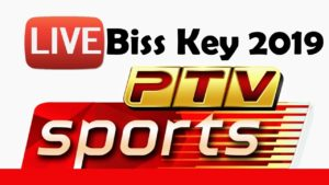PTV Sports Latest Biss Key