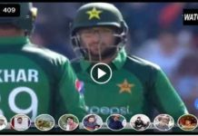 Pak vs Ind 22nd ODI Live PTV Sports