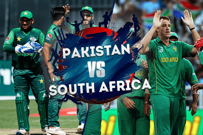 Pakistan vs South Africa - 2019 Cricket World Cup