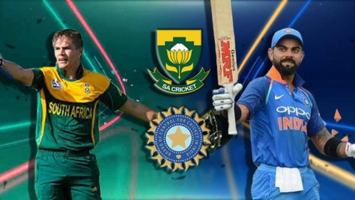 South-Africa-vs-India - Cricket World Cup 2019
