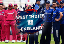 England vs West Indies - Cricket World Cup 2019