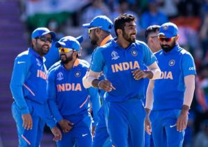 India qualifies for the CWC 2019 semi final stage