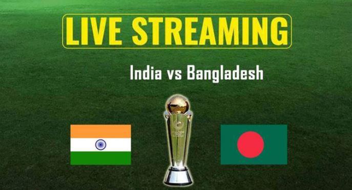 Bangladesh vs India 40th Match Live Streaming
