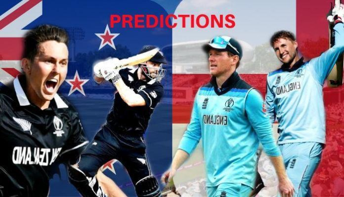 NZ vs Eng Final Match Prediction
