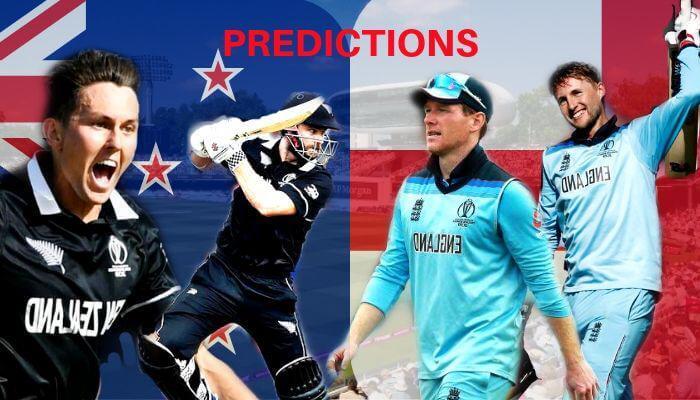 NZ vs Eng Final Match Prediction