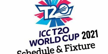 ICC T20 World Cup 2021 schedule, Fixtures, Time Table